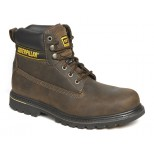 CHAUSSURES CATERPILLAR HOLTON DARK BROWN