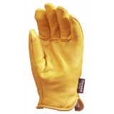 GANTS CUIR FOURRES THINSULATE